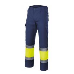534 | Pantalón Combinado Alta Visibilidad