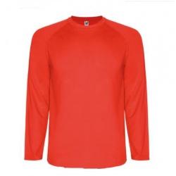 464 | Camiseta Técnica M/L...