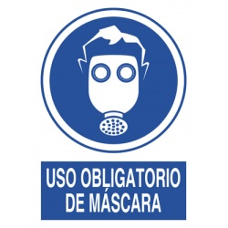 Uso Obligatorio de Máscara