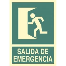 Salida de Emergencia a la...
