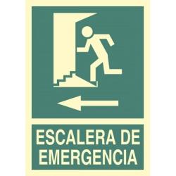 Escalera de Emergencia a la...