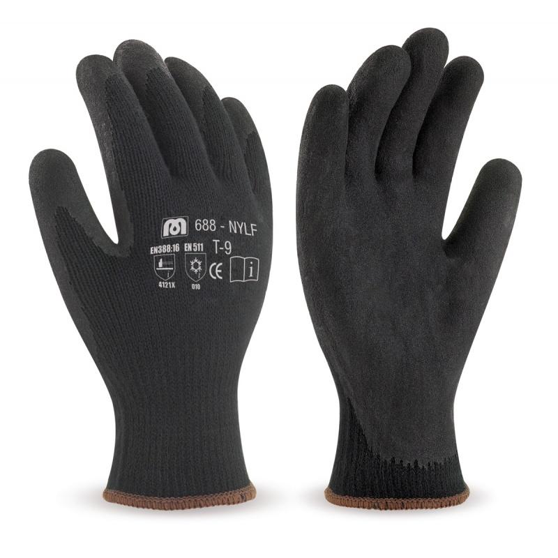 e8d4e366d Guantes, frío, seguridad laboral, protección.
