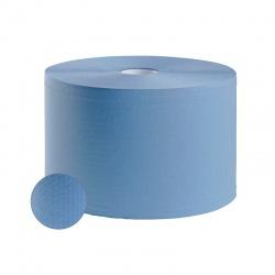 591 | Bobina Celulosa Industrial Azul