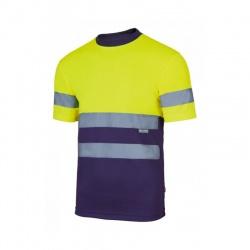 539 | Camiseta Técnica Bicolor
